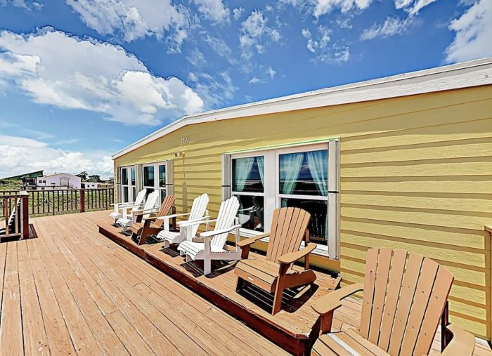 Airbnb House Rental in Port Aransas TX for long term stay