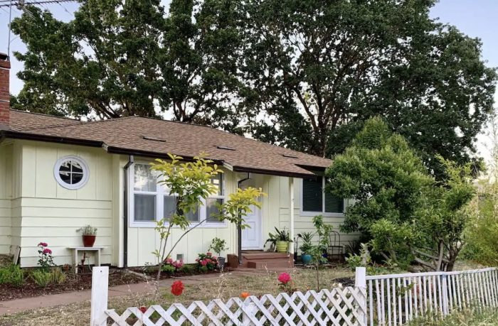 Airbnb house for rent in Novato California