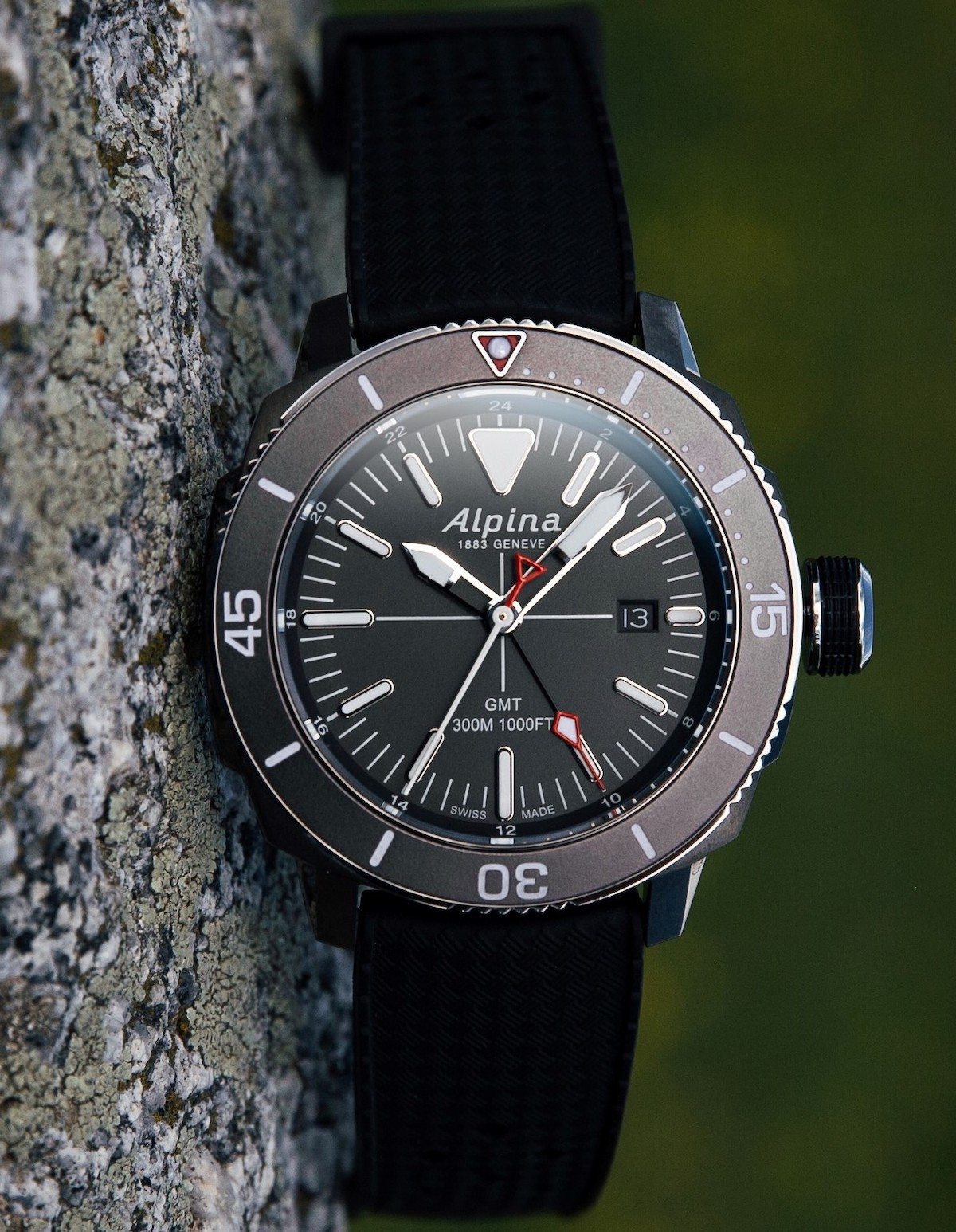Reach Your Summit with Alpina Watches