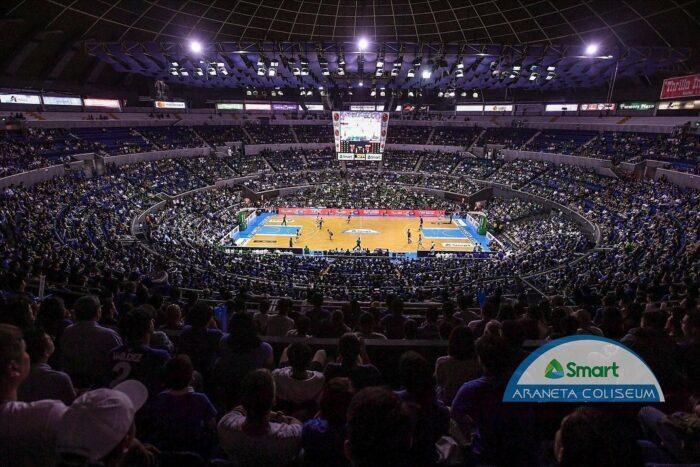 Araneta Coliseum photo via FB Page