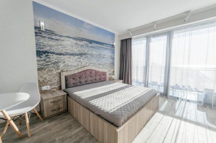 Bright Batumi Airbnb Apartment by the Sea
