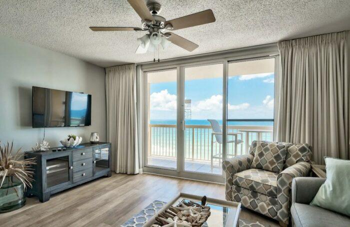 Gulf Front Airbnb near Pelican Beach