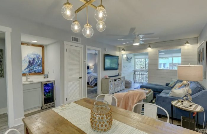 Hilton Head Island Airbnb Vacation Villa
