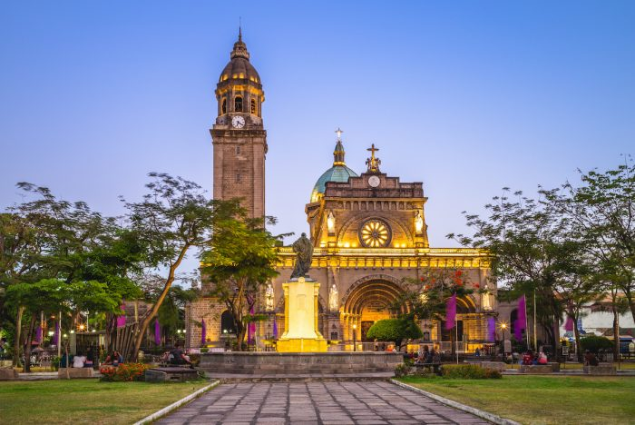 Intramuros reopens in the new normal photo via Depositphotos