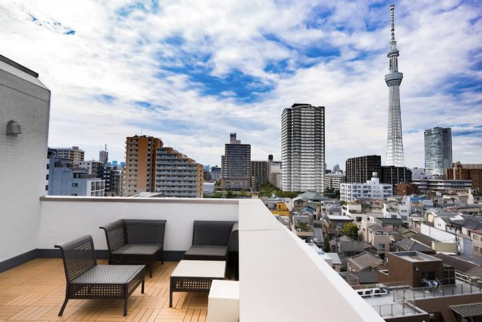 Home.fit Koto-City-Airbnb-with-Skytree-View-Tokyo-700x468 The Top 7 Best Airbnbs in Shinjuku, Japan