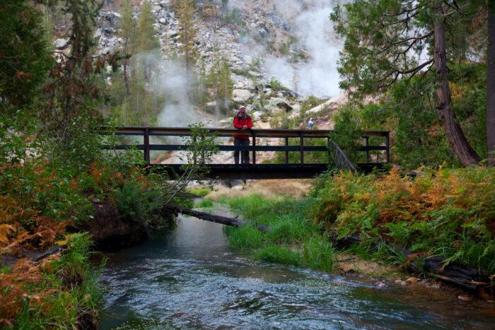 Lassen Volcanic National Park photo via Depositphotos