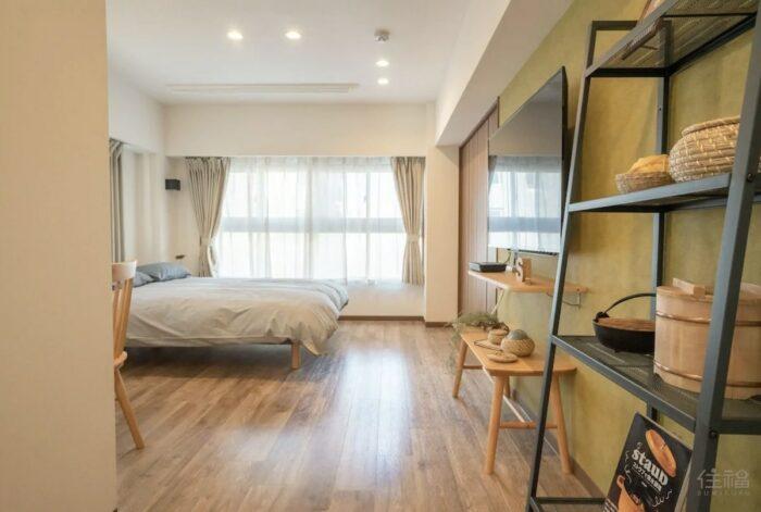 Home.fit Modern-Studio-Airbnb-in-Shinjuku-700x471 The Top 7 Best Airbnbs in Shinjuku, Japan