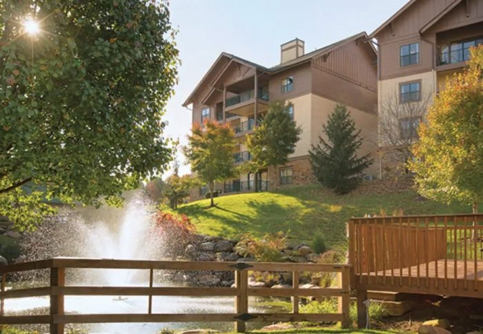Mountain Getaway Wyndham Smoky Mountains 2 BR