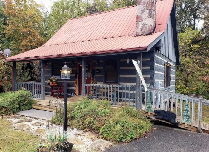Pet Friendly Airbnb Close to Pigeon Forge in Echota