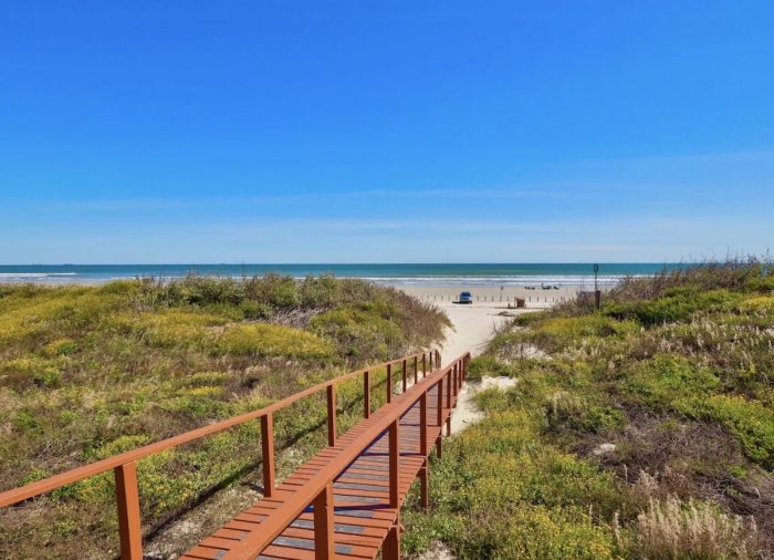 Port Aransas Condo Rental with Ocean Views