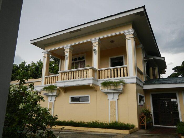 Quezon Heritage House by Judgefloro via Wikipedia CC