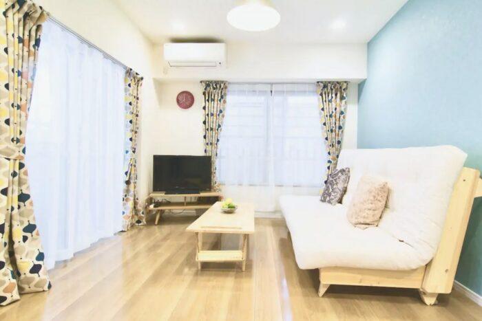 Home.fit Shinjuku-Spacious-Airbnb-Apartment-700x467 The Top 7 Best Airbnbs in Shinjuku, Japan