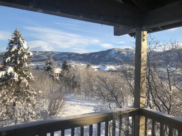Steamboat Springs Airbnb with Exceptional Views