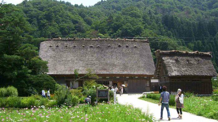 Wada House photo via Shirakawag-go.org