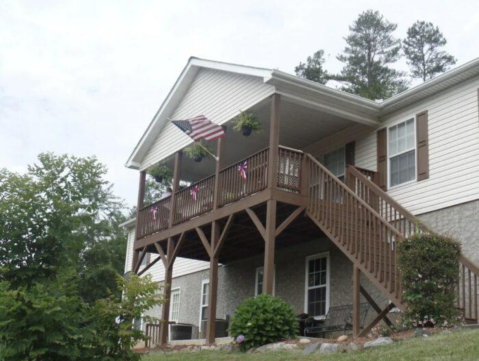 Airbnb Apartment Weaverville NC