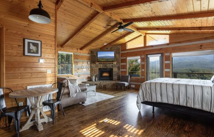 Airbnbs in Gatlinburg, Tennessee