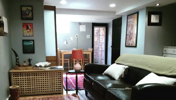 Home.fit Art-Filled-English-Basement-in-Fun-Neighborhood-in-Washington-DC-700x397 The Top 7 Best Airbnbs in Washington, DC