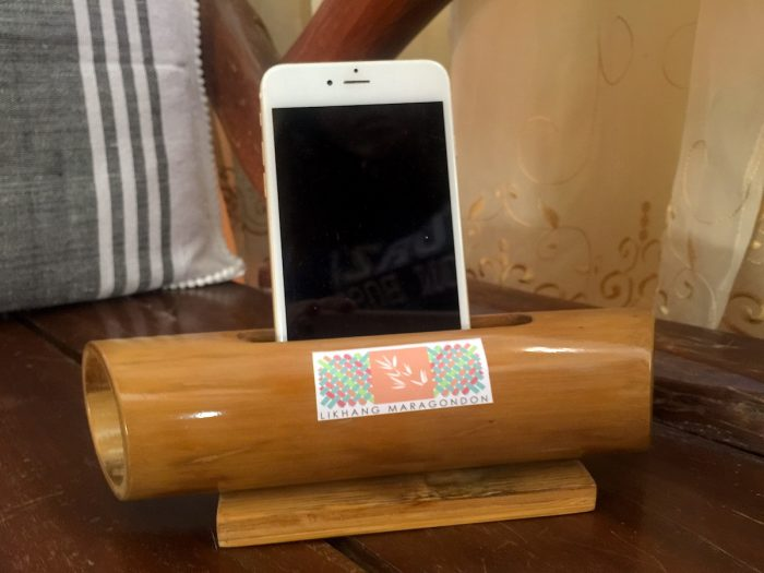 Home.fit Bamboo-Speaker-is-priced-at-P475-700x525 #SupportLocal Likhang Maragondon: Heritage in your Hands, Crafted with Purpose
