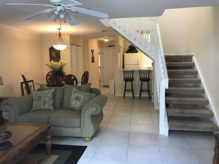 Cape Canaveral Beach Townhome Airbnb