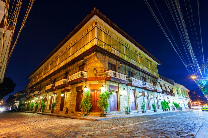 Casa Manila is a museum in Intramuros depicting colonial lifestyle during Spanish colonization of the Philippines photo via Depositphotos