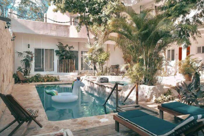 Casita Maya Loft Airbnb Tulum Mexico
