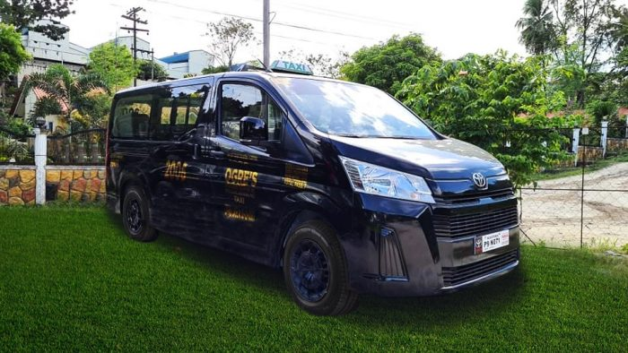 Safer, more reliable, and comfortable commuting option for Cebuanos and tourists with  Toyota premium taxis