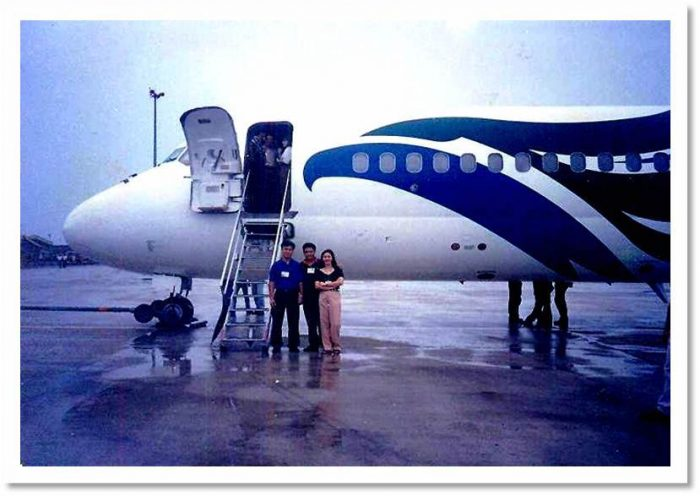 Cebu Pacific First flight