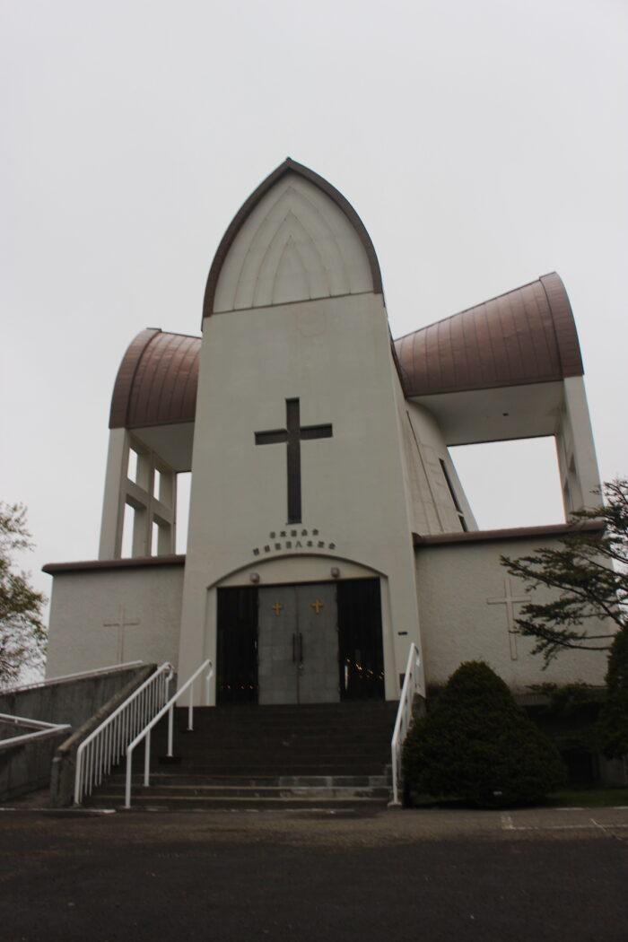 Home.fit Hakodate-St.-Johns-Church--700x1050 A Guide to Motomachi Neighborhood in Hakodate, Japan