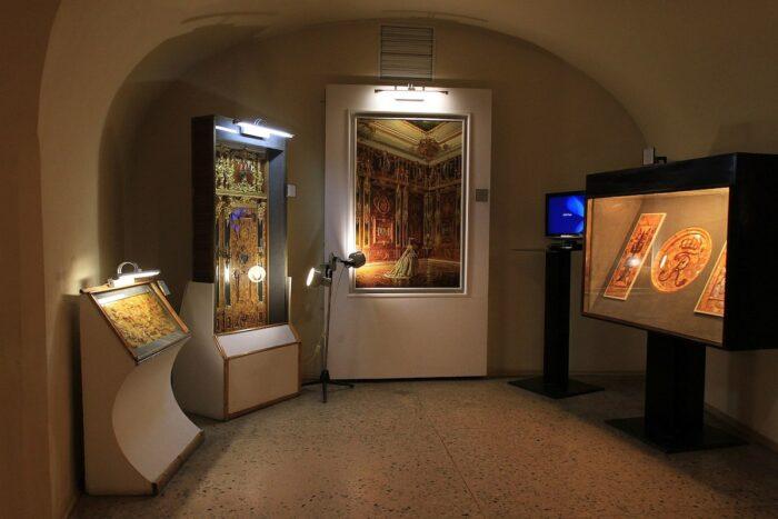 Kaliningrad Regional Amber Museum by Stanislaw Pokrowski via Wikipedia CC