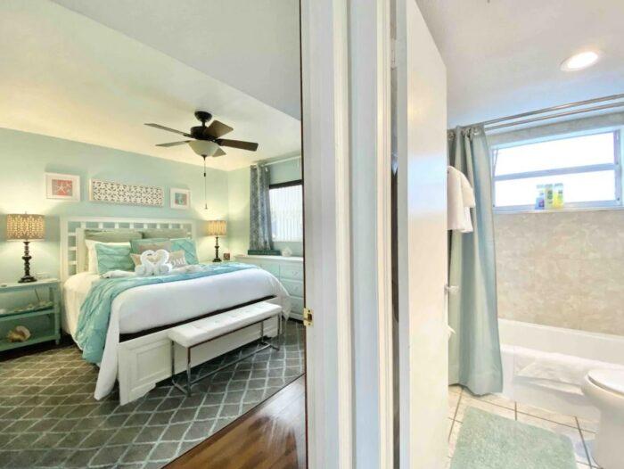 Modern Luxury Airbnb Condo near Cape Canaveral Beach