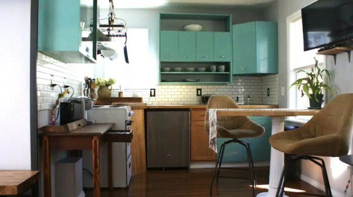 Modern cottage with a vintage twist near downtown Durham NC