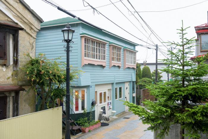 Motomachi Neighborhood photo via Depositphotos