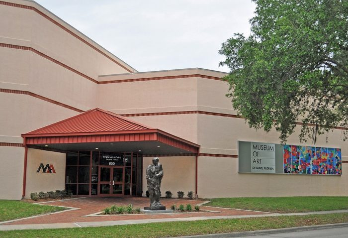 Home.fit Museum-of-Art-Deland-photo-via-Wikipedia-CC-700x478 Bucket List: Top 15 Best Things to Do in Orange City, Florida