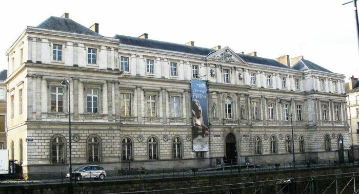 Museum of Fine Arts of Rennes by XlllfromTokyo via Wikipedia CC