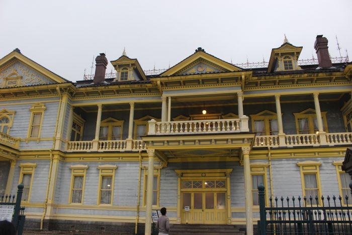 Home.fit Old-Public-Hall-of-Hakodate-Ward-700x467 A Guide to Motomachi Neighborhood in Hakodate, Japan