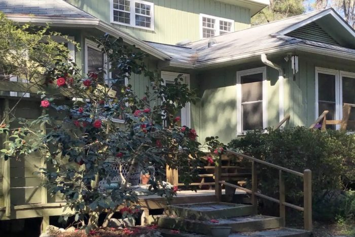 Romantic Private Retreat Minutes from Durham NC Downtown