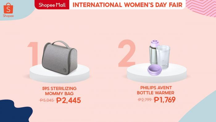 Home.fit Super-mom-700x394 10 Finds for Every Kind of Woman at the Shopee's International Women's Day Fair