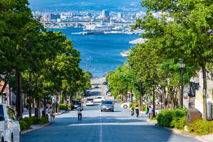 Home.fit View-of-Hachiman-zaka-Slope-photo-via-Depositphotos-700x467 A Guide to Motomachi Neighborhood in Hakodate, Japan