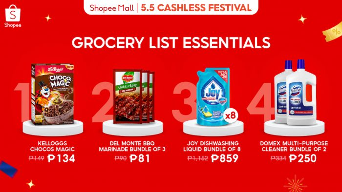 Home.fit 5.5-Shopee-Cashless-Festival-Groceries-700x394 Go Cashless at 5.5 ShopeePay Cashless Festival to Score these Deals
