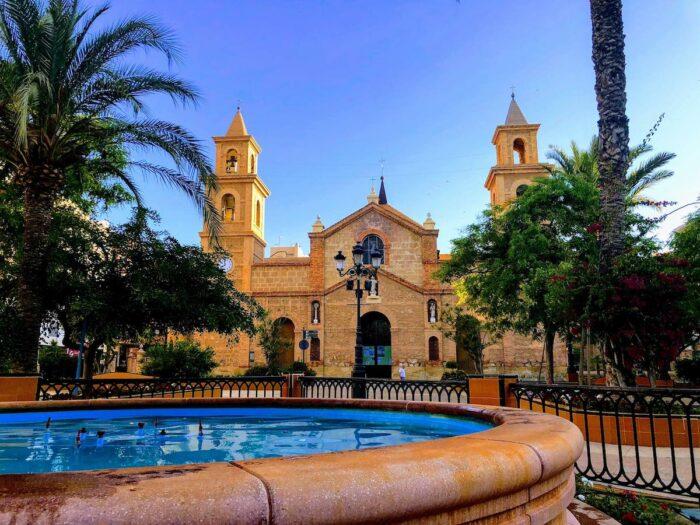 Iglesia de La Inmaculada Concepcion Torrevieja