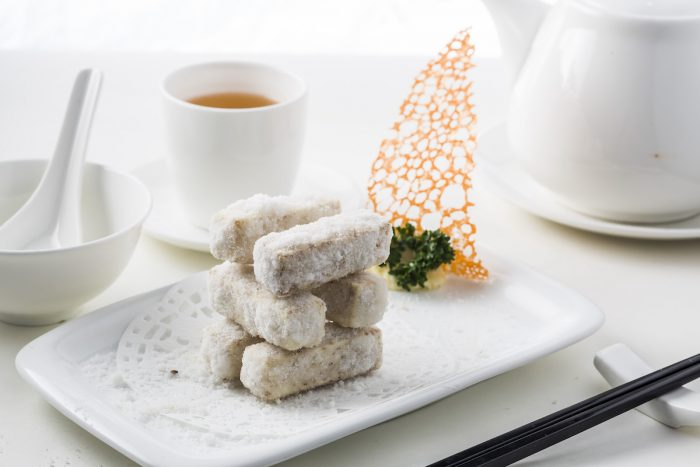 Home.fit MLCC-Chiu-Chow-Deep-friend-Taro-Chip-Coated-with-Crispy-Sugar-700x467 Moon Lok Chiu Chow Brings Iconic 60-year Heritage in Southern Guangdong Culinary Tradition to Heart of Tsim Sha Tsui at Mira Place