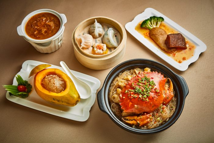 Continuing uncompromising commitment to top quality cuisine, Moon Lok Chiu Chow (Mira Place) celebrates opening with exclusive newly-crafted specialty dishes and three set menus designed for table sharing from 1 May to 30 June 2021 – just in time for Mother's Day and Father's Day