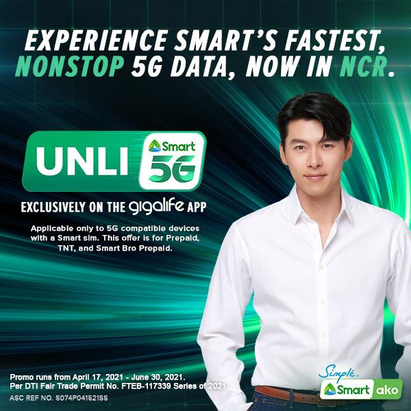 SMART Unli 5G