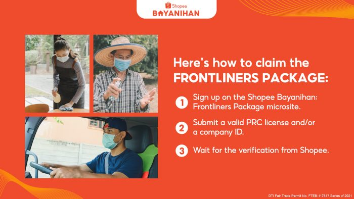 Home.fit Shopee-Bayanihan-700x394 Shopee Brings Back Shopee Bayanihan: Frontliners Package to Further Its Support for All Frontliners