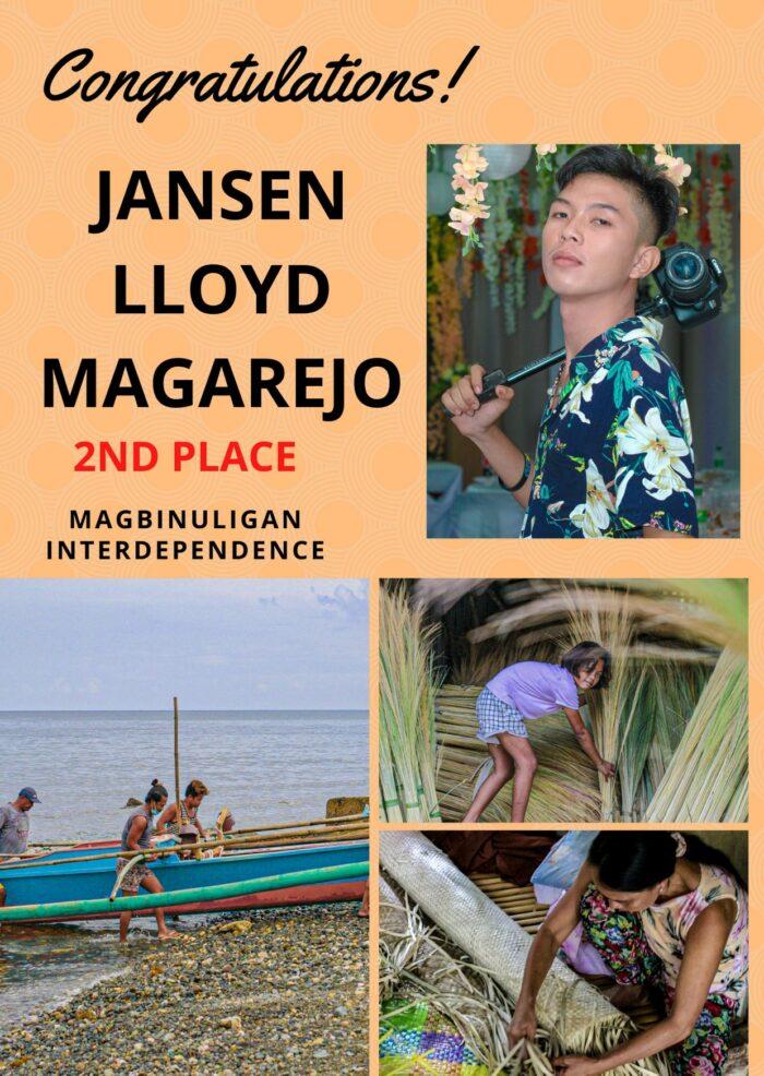 2nd Class Jansen Magdalene