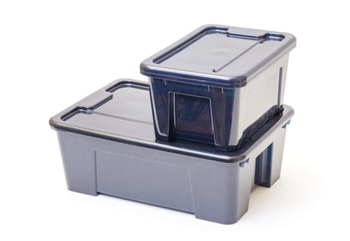 La mejor foto de contenedores de almacenamiento para el hogar a través de Depositphotos