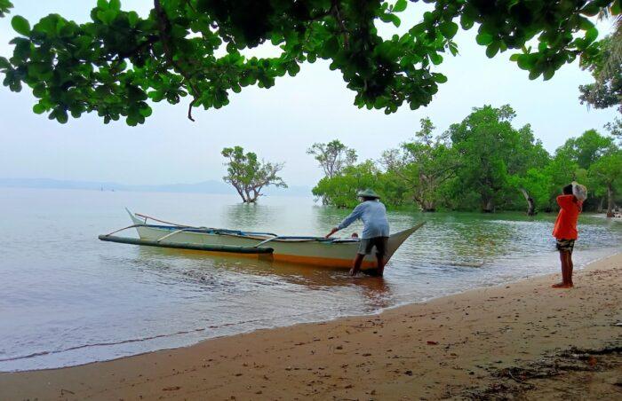 Fishing in Romblon
