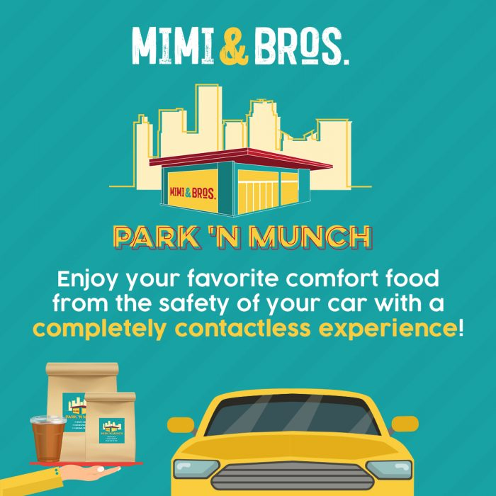 Mimi Bros Park N Munch