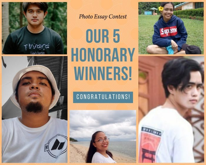 Our 5 Honor Winners!