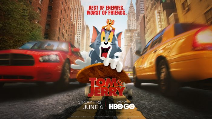 Shopee x HBO Go Tom & Jerry